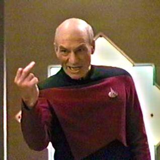 Picardův Mixtape pro Mumii