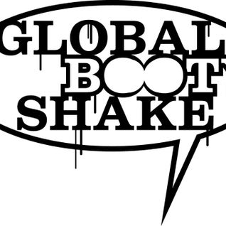 Global Booty Shake Mix - 1-2014