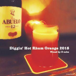 Diggin' Hot Rhum Orange 2015