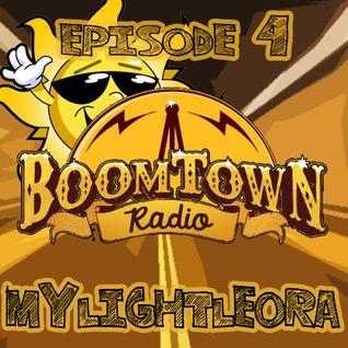 My Light Leora on Radio Boomtown - Episode 4 - Morbidly Obese Midget (UKGlitchhop) & Brex (25/4/13)