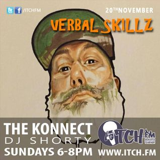 DJ Shorty - The Konnect 141 - Verbal Skillz