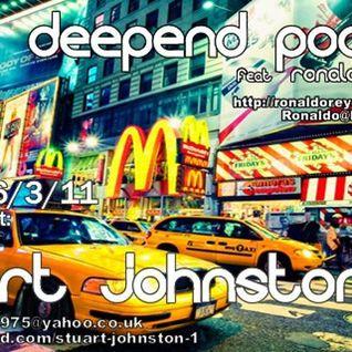 Stuart Johnston - DeepEnd Podcast - 3rd June 2011