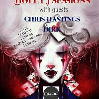 Dirk - Guest Mix @ Holly J Sessions (18th Feb. 2016) on Nube Music Radio