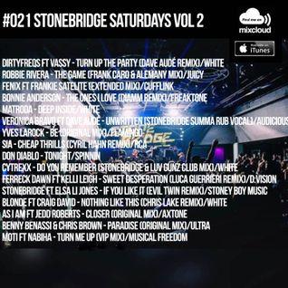 #021 StoneBridge Saturdays Vol 2