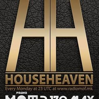 DJ ZOMAX - House Heaven episode 92 (www.radiomof.mk)