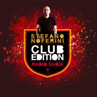 Stefano Noferini  -  Club Edition 138 on DI.FM  - 18-May-2015