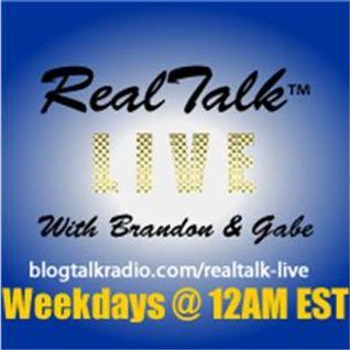 Real Talk LIVE - Episode 189
