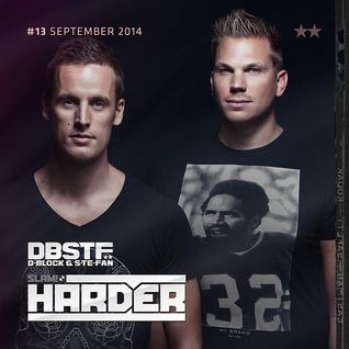 D-Block & S-te-Fan - SLAM! HARDER #13 - September 2014