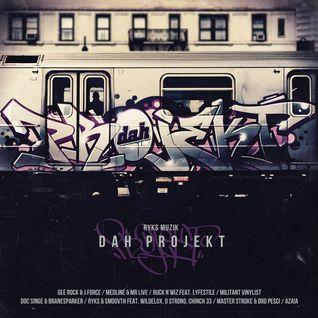 Ryks Muzik - Dah Projekt (A Side)