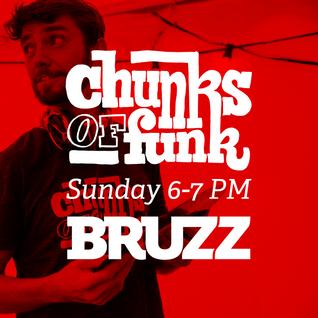 Chunks of Funk vol. 40 - 24.09.2016 - Black Flower, Swindle, DJ Shadow, João Gilberto, René Costy, …
