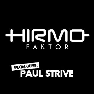 Hirmo Faktor @ Radio Sky Plus 13-04-2012 - special guest: Paul Strive