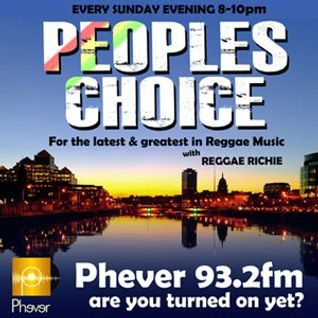 Peoples Choice On Phever FM Dublin 2/8/15
