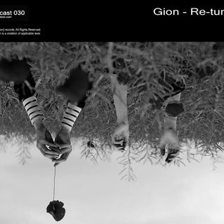 [nu podcast 030] Gion - Re-turn pt2