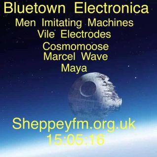 Bluetown Electronica live show 15.05.16