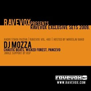 Mozza Exclusive Set For Ravevox Radio Show (2009)
