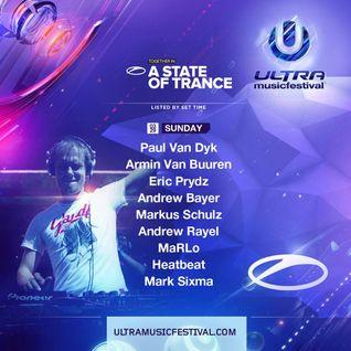 Paul Van Dyk - Live @ ASOT 700 Festival, Ultra Music Festival 2015 (Miami) - 29.03.2015
