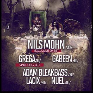 Adam BleakBass Presents : Technoid Picnic Podcast | Episode VII : Nils Mohn