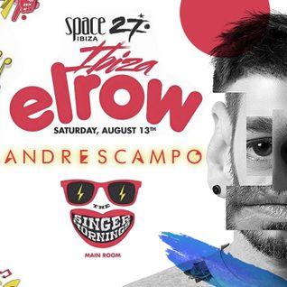 Andres Campo @ Elrow Space Ibiza