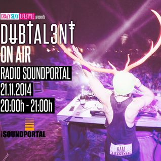 DUBTAL3NT on air at Radio Soundportal