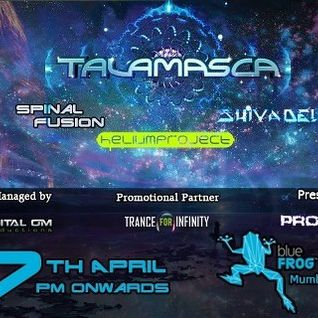 Spinal Fusion-Blue Frog-(Dj Set Opening For Talamasca)