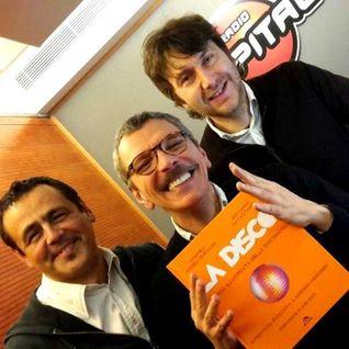 """""""La DISCO"""" Storia illustrata della Discomusic a Radio Capital Master Mixo puntata del 20.02.2015"""