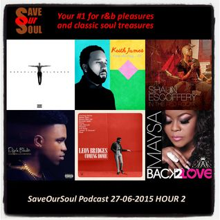 SaveOurSoul Podcast 27-06-2015 HOUR 2