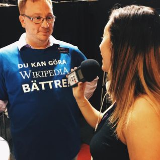 Intervju - Wikipedia med Lennart Guldbrandsson