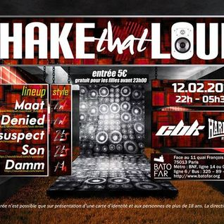 Maât - Shake That Loud #5 Promo Mix