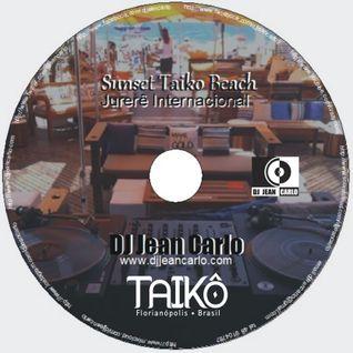 Set Mix DJ Jean Carlo @ Taiko Beach 2013 2014
