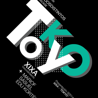 SD showcase @ Macarena Club (Barcelona) - Xixa + MarioF + Sásuel + Edu Kortés - Parte 2