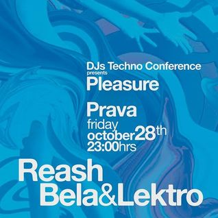 Reash - Live @ Pleasure Event (Prava Club 28.10.2011)