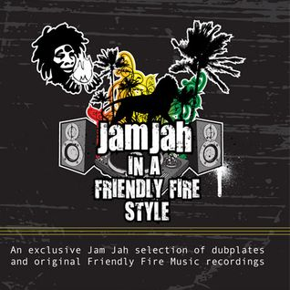 Jam Jah in a Friendly Fire Style Mixtape