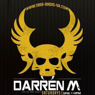 Darren_m TECHNO SESSIONS 25