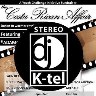 DJ K-Tel Live - The Costa Rican Affair