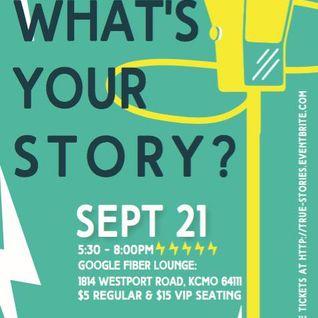 True Stories Live Demo Sep 2016