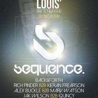 Sequence vol 2 - Quincy n Wilson