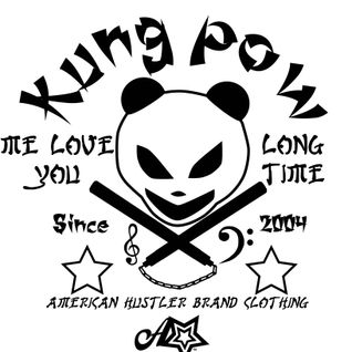 Kung Pow - American Hustler March Promo Mix 2013