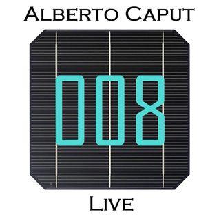 008 Alberto Caput - Live October 09 2012