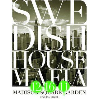 Swedish House Mafia - Liveset @ MSG (IslanchilD Reboot)