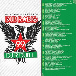 Rene Double Present's DUB Radio #99 - 2015  (For Promotional Use Only!)