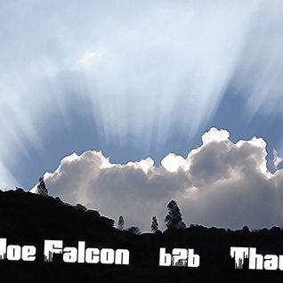 Joe Falcon b2b Thau - April Mix Chart 2012