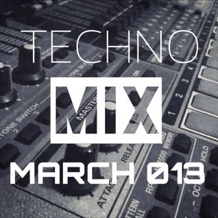Jon Head - Techno Mix - March 013