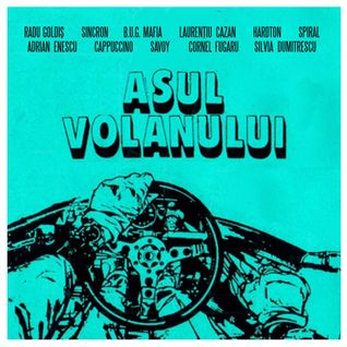 Driving with Coughy: Asul volanului