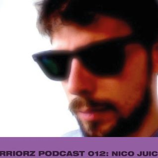 PODCAST 012: NICO JUICE