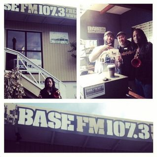DONTAE WINSLOW (Tennessee Kids/Justin Timberlake band): Base FM Breakfast (13th Oct 2014)