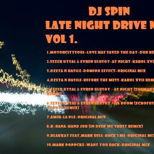 Late Night Drive mix 2010