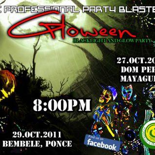 Live @ The Gloween 10-29-11 Ponce, PR