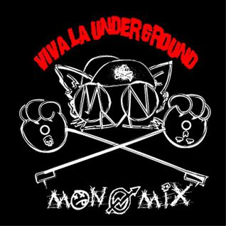 VIVA LA DARK TECHNO MIXED BY MONOMIX
