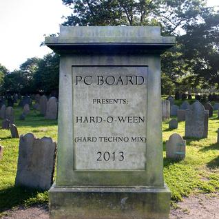 DJ PC Board - Hard-O-Ween