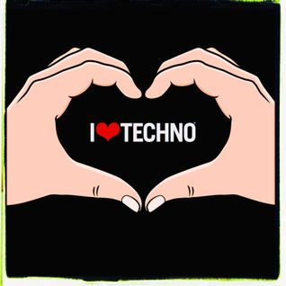Bastian Kaupert - I HEART TECHNO vol.1